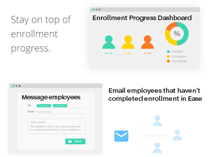 Enrollment Progress Reports